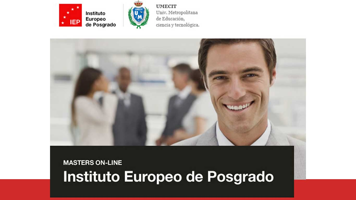 MÁSTER EN LOGÍSTICA Y SUPPLY CHAIN MANAGEMENT